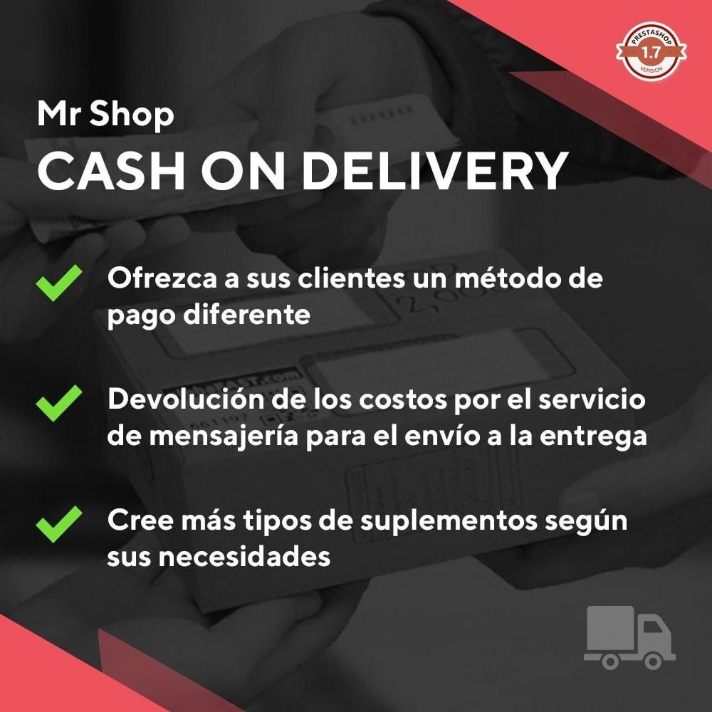 module - Pago a la Entrega (contrarrembolso) - Mr Shop Cash on Delivery - 1
