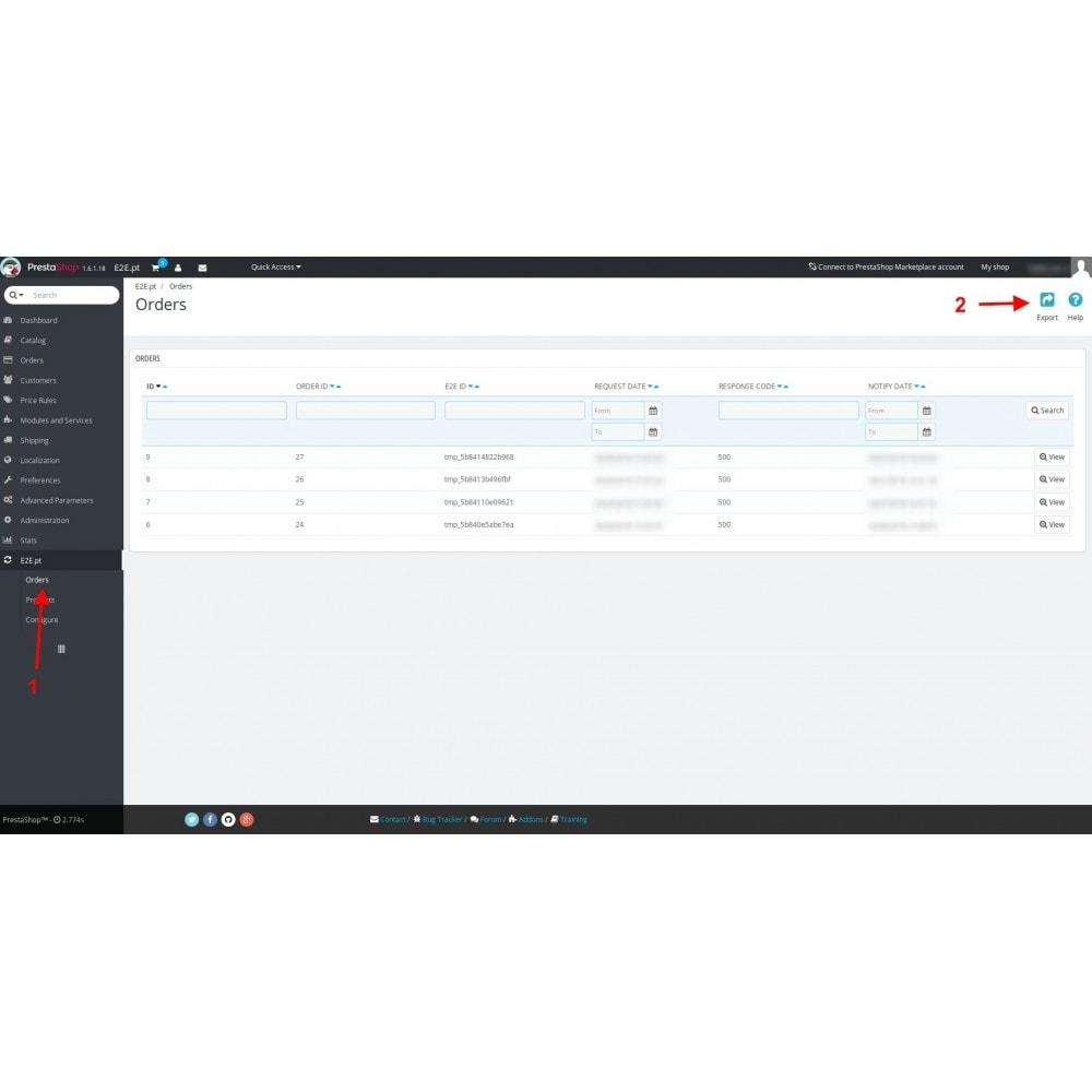 module - Integracja z programami stron trzecich (CRM, ERP...) - ERP Sync - PRIMAVERA / SAGE / PHC / ARTSOFT - 4