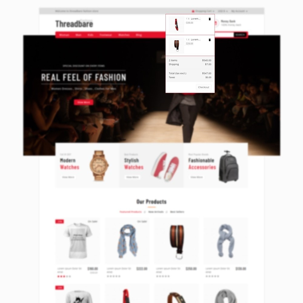 theme - Fashion & Shoes - Threadbare - Fashion Store - 6