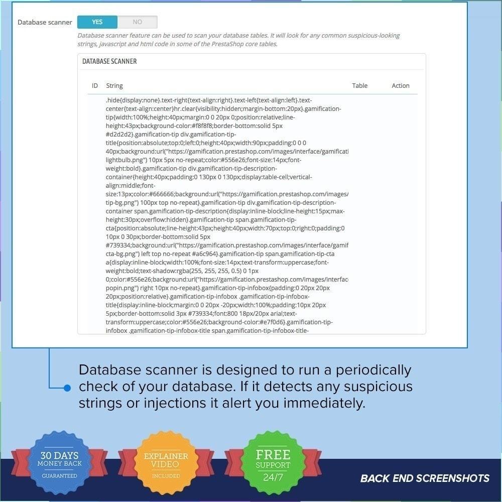 module - Security & Access - Protezione per il Negozio PRO / Anti Hack - 19