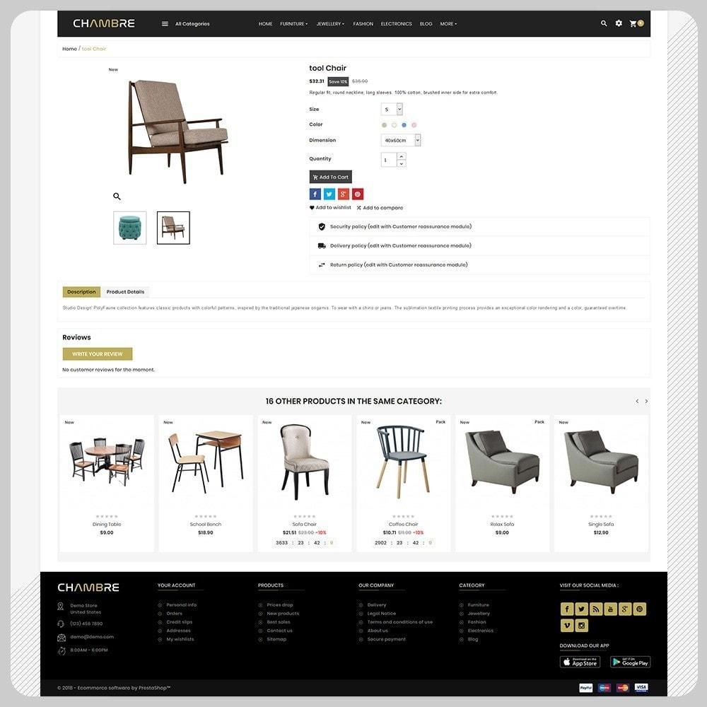 theme - Casa & Jardins - Mueble– Furniture Boots Large Shop - 4