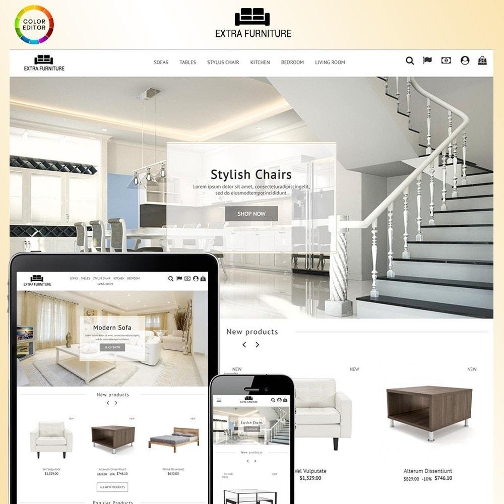 theme - Dom & Ogród - Extra Furniture - 2
