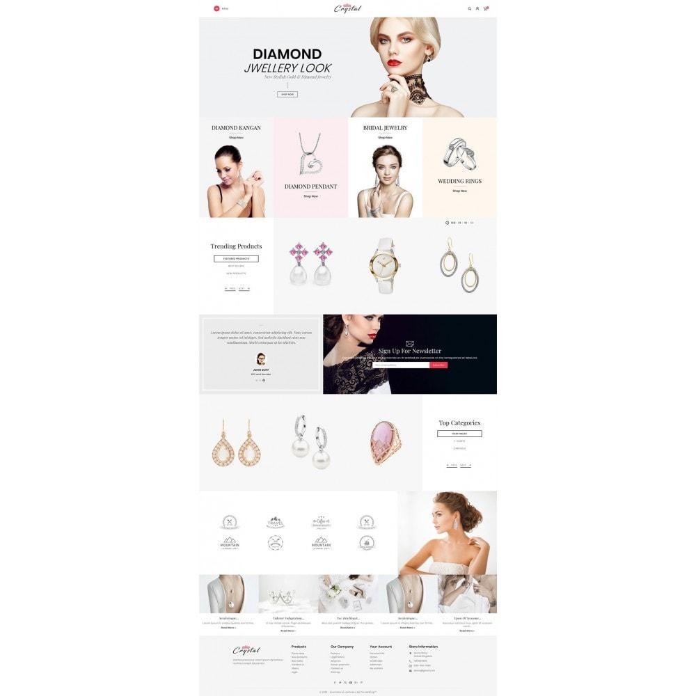 theme - Bijoux & Accessoires - Bravo Crystal Jewelry - 2