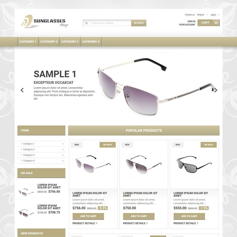 theme - Bijoux & Accessoires - SunglassesShop - 1