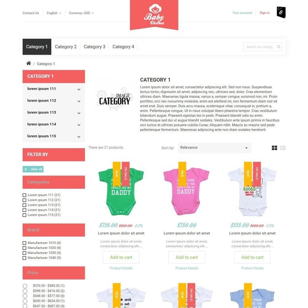 theme - Bambini & Giocattoli - BabyClothes - 2