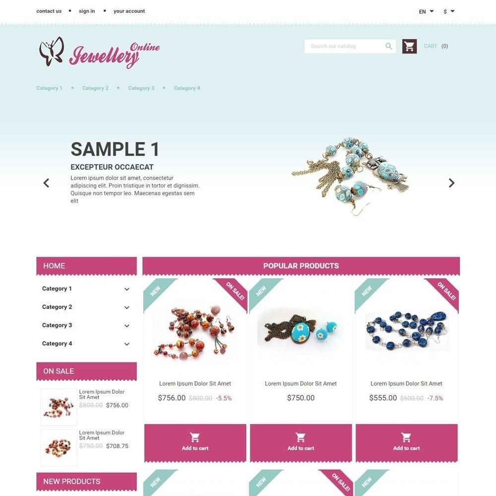 theme - Bijoux & Accessoires - JwelleryOnline - 1