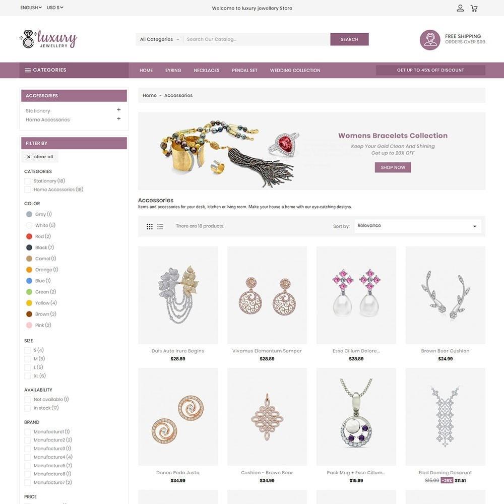 theme - Biżuteria & Akcesoria - Luxury Jewellery Stores - 3