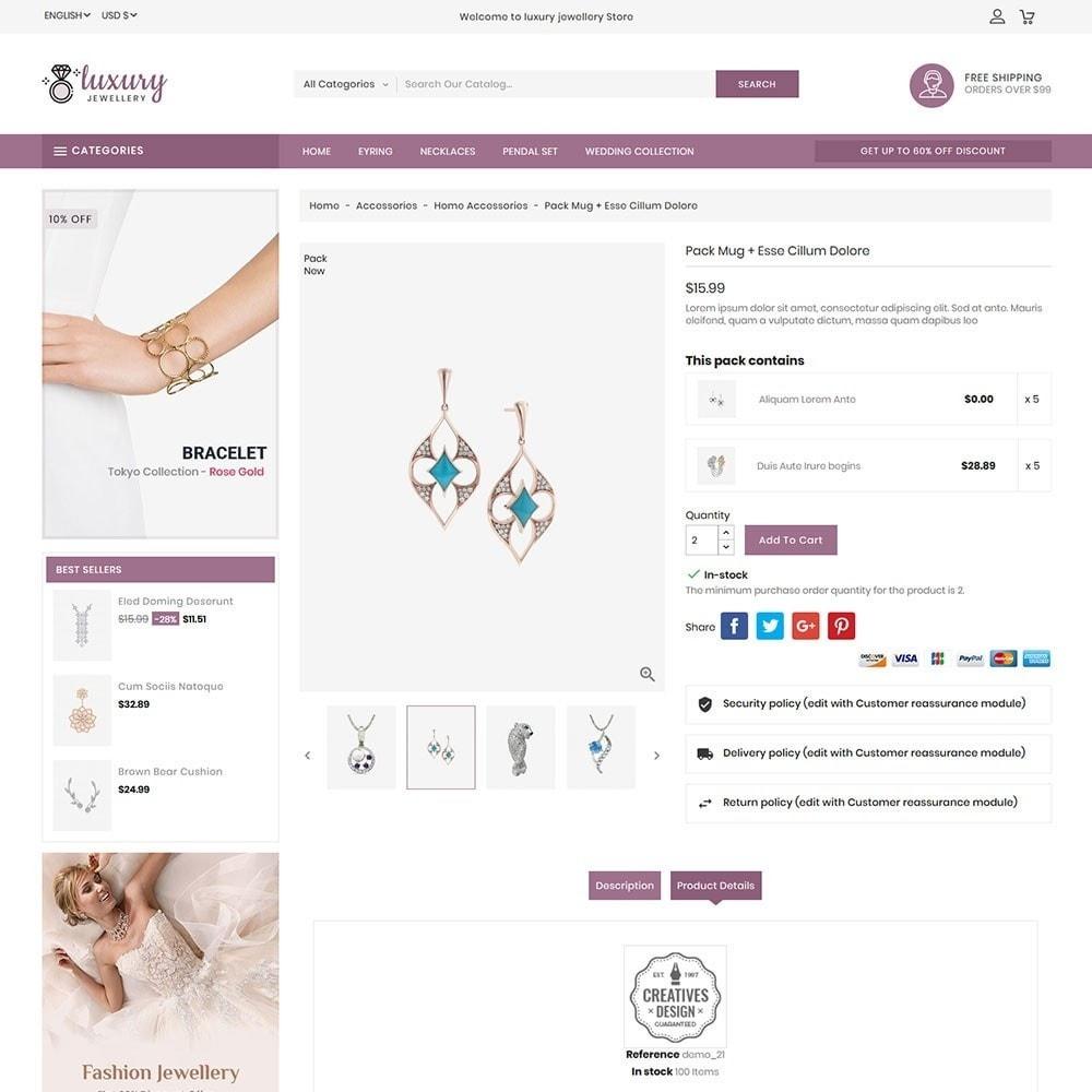theme - Biżuteria & Akcesoria - Luxury Jewellery Stores - 5