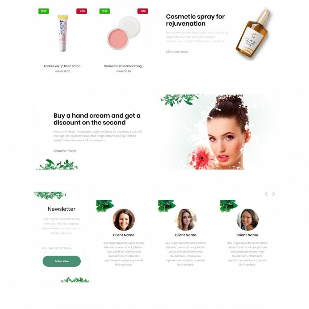 theme - Health & Beauty - Achernar Cosmetics - 3