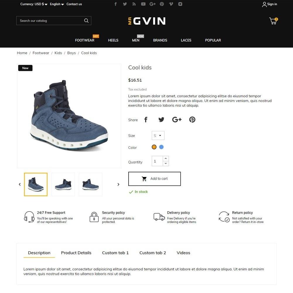 theme - Moda & Obuwie - Mr Gvin Shop - 5
