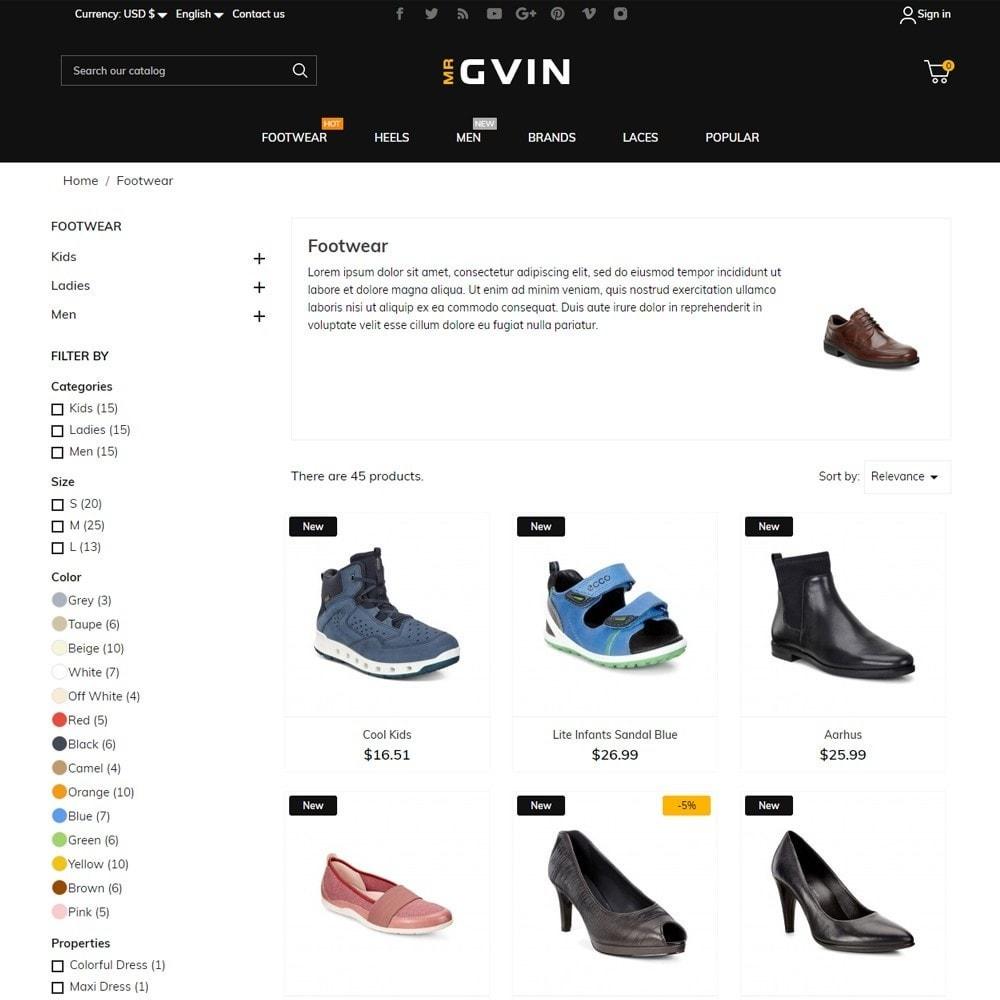 theme - Moda & Obuwie - Mr Gvin Shop - 6