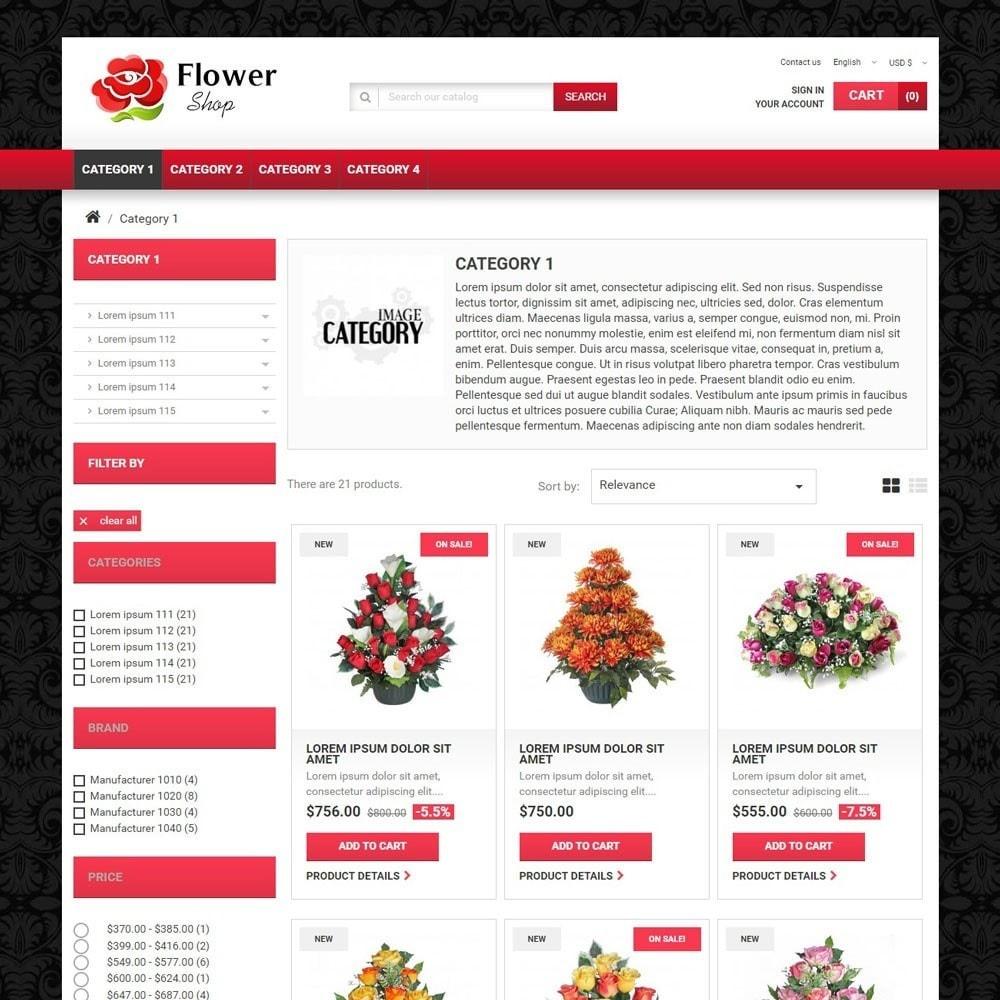 theme - Prezenty, Kwiaty & Uroczystości - FlowerShop - 2