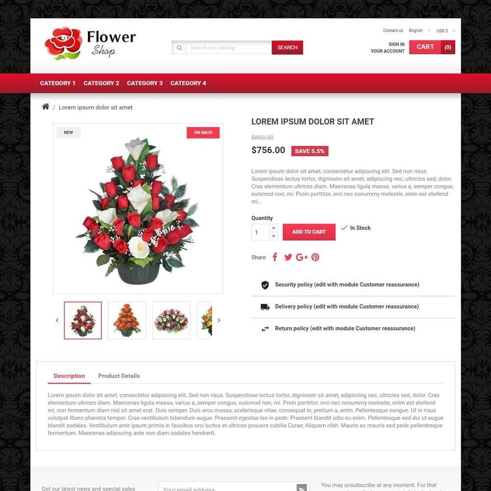 theme - Prezenty, Kwiaty & Uroczystości - FlowerShop - 3