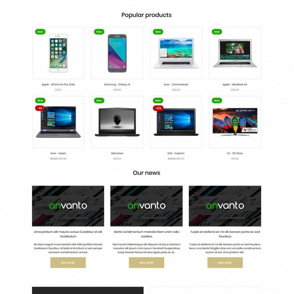 theme - Electronics & Computers - Eleton - High-tech Shop - 3