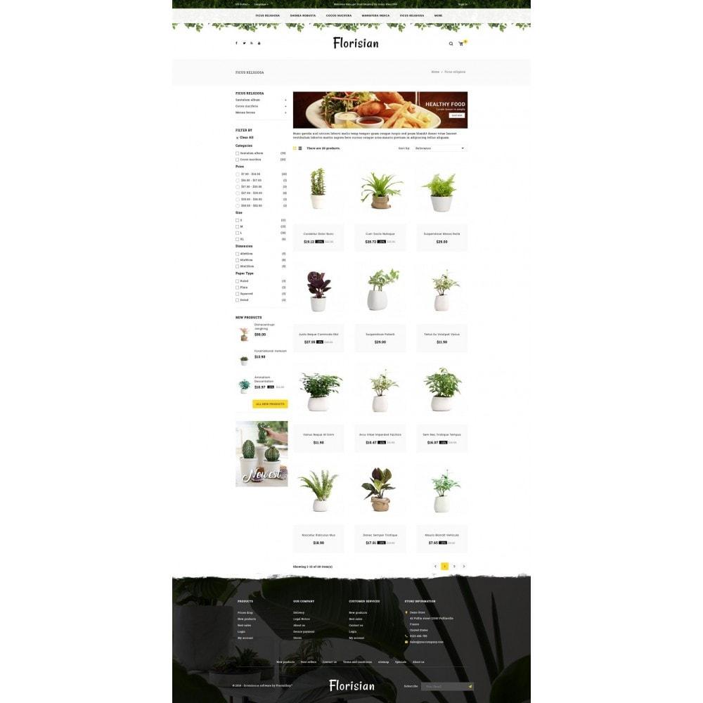 theme - Presentes, Flores & Comemorações - Florisian - Plant Shop - 3