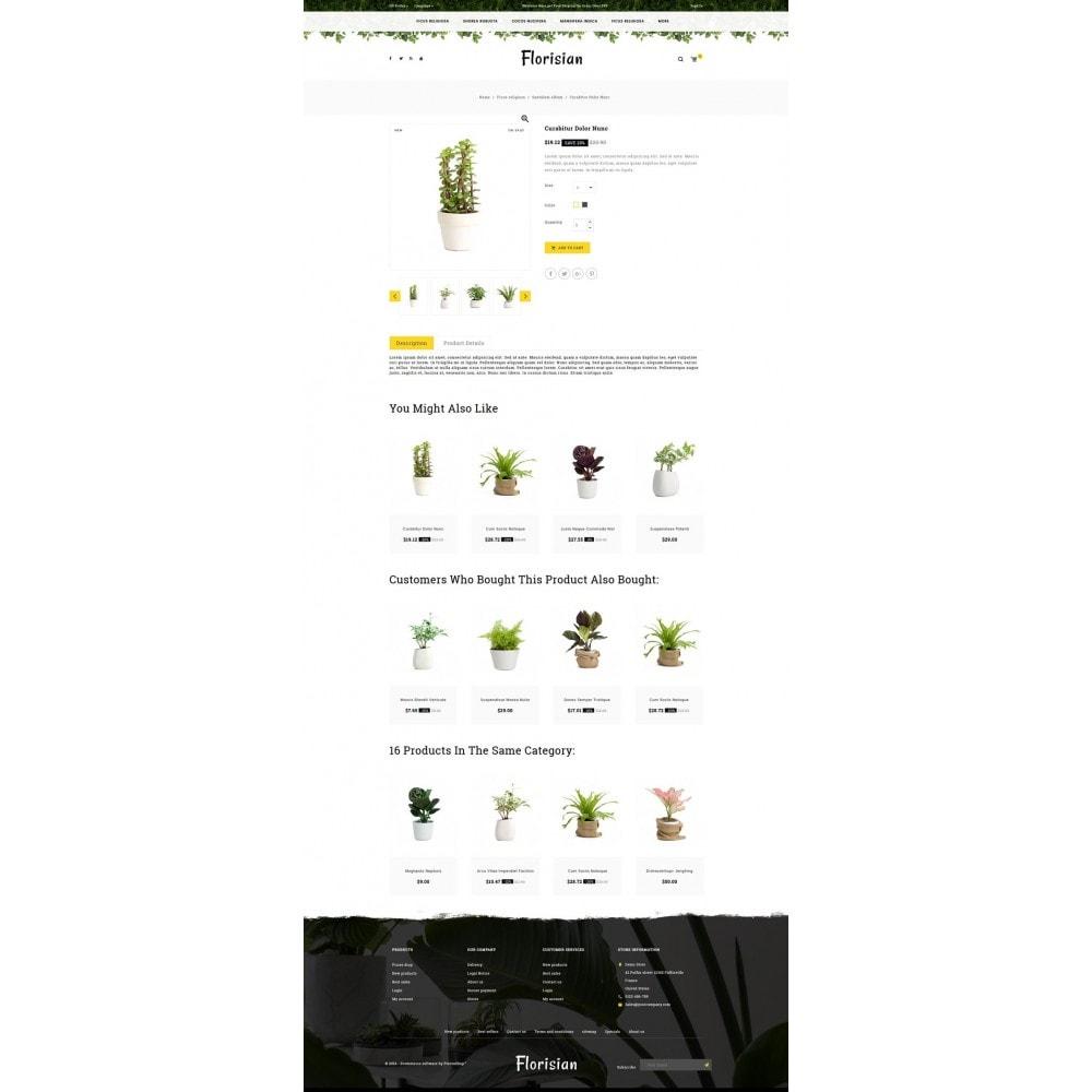 theme - Presentes, Flores & Comemorações - Florisian - Plant Shop - 4