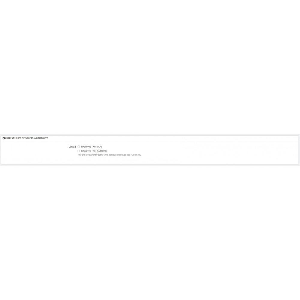 module - Administração dos Clientes - Personal Salesmen - 2