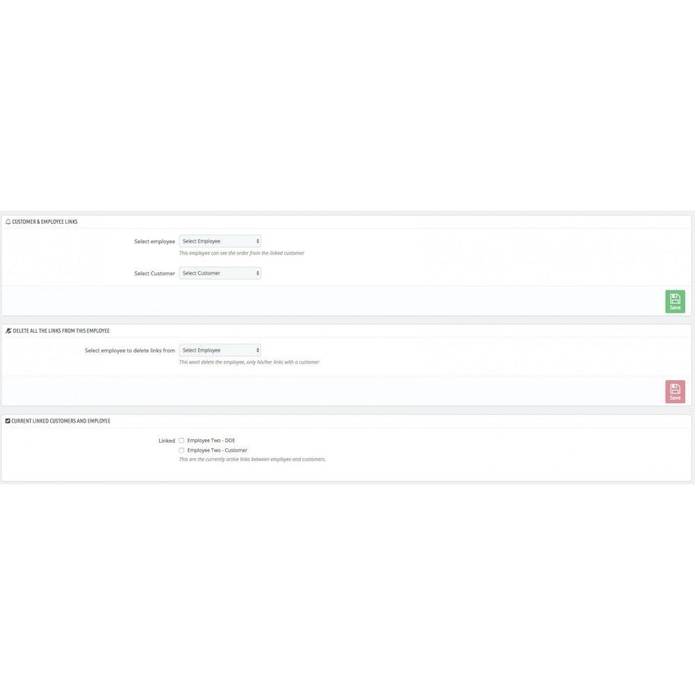 module - Administração dos Clientes - Personal Salesmen - 3