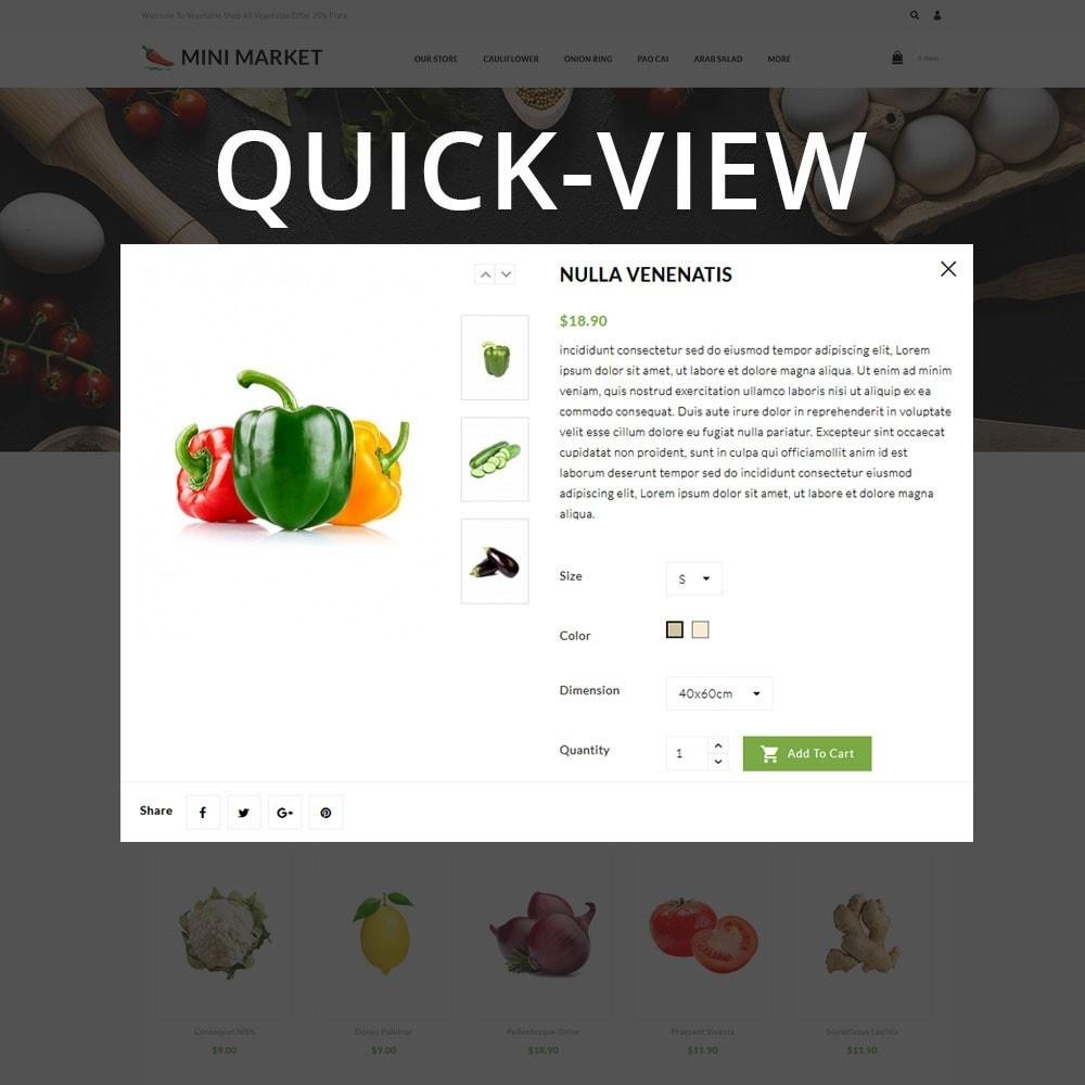 theme - Продовольствие и рестораны - Minimarket - The Grocery Store - 11