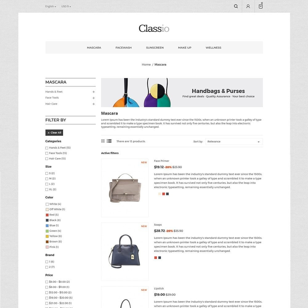 theme - Moda y Calzado - Classio Bag - Tienda de moda - 5
