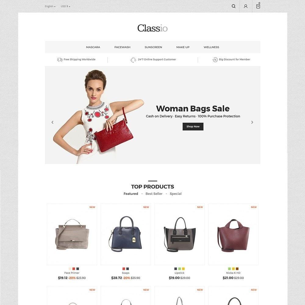theme - Mode & Schuhe - Classio Bag - Modegeschäft - 3