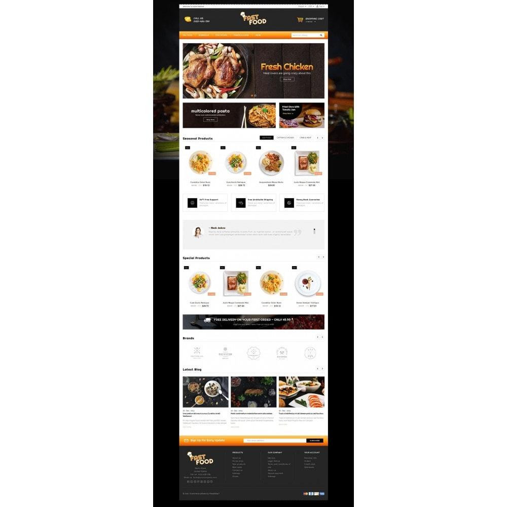 theme - Cibo & Ristorazione - Fast Food Shop - 2