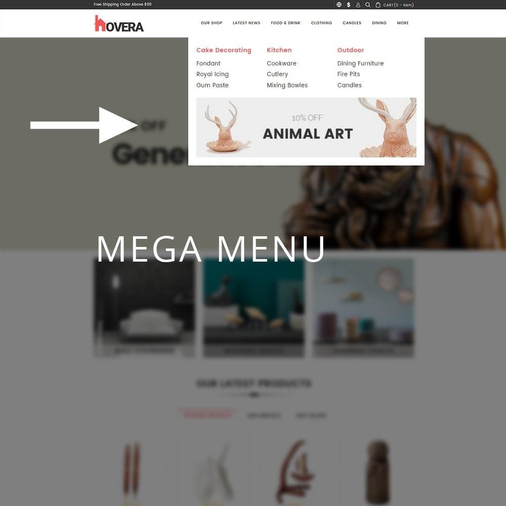 theme - Home & Garden - Hovera - The Home Decor - 9