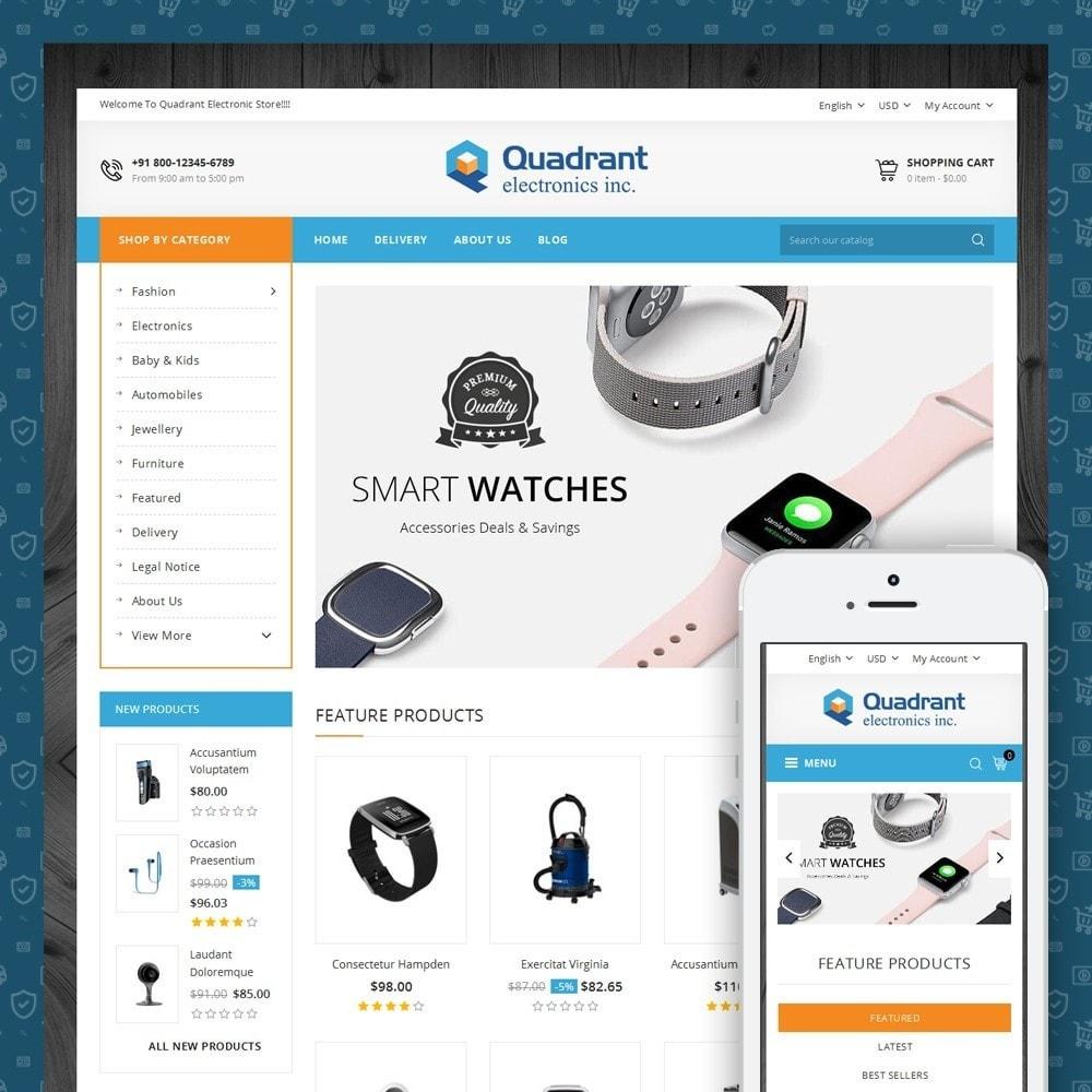theme - Electronics & Computers - Quadrant - Electronic Store - 1