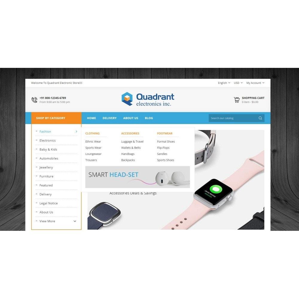 theme - Electronics & Computers - Quadrant - Electronic Store - 6