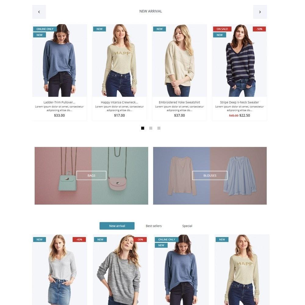 theme - Fashion & Shoes - Beta Fashion Store - 3