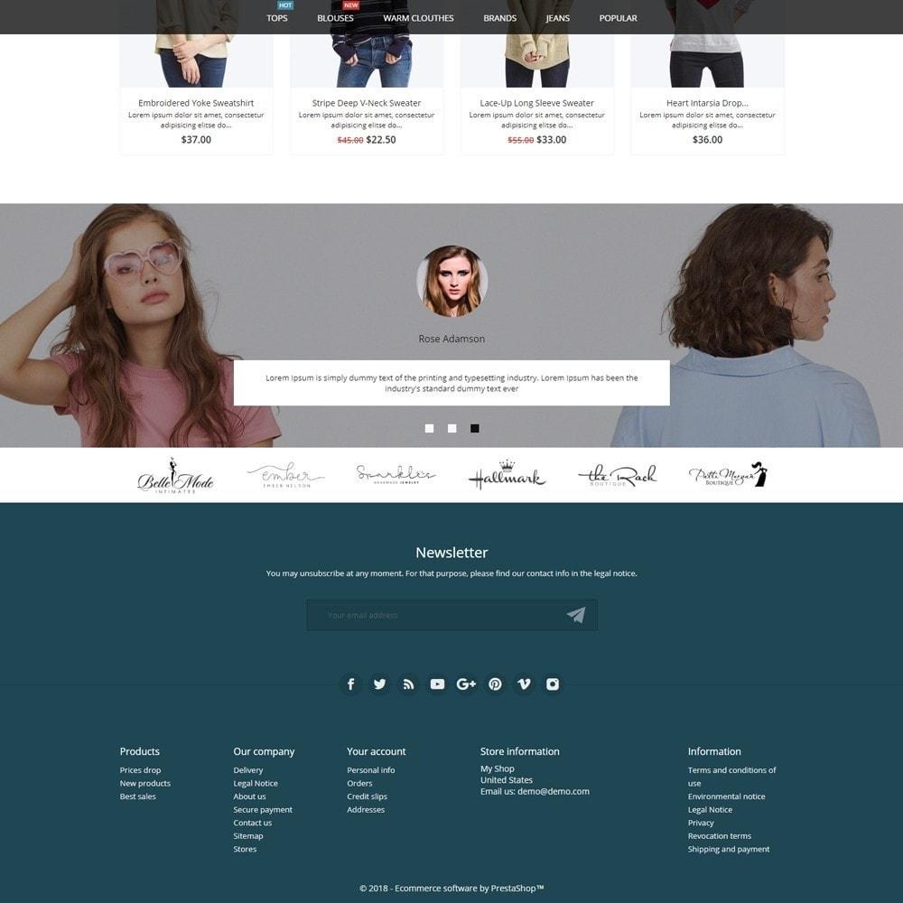 theme - Fashion & Shoes - Beta Fashion Store - 4