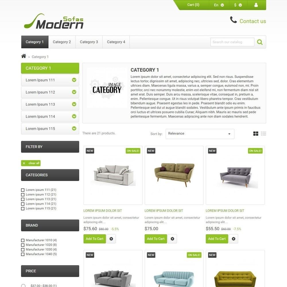 theme - Casa & Jardins - ModernSofas - 2
