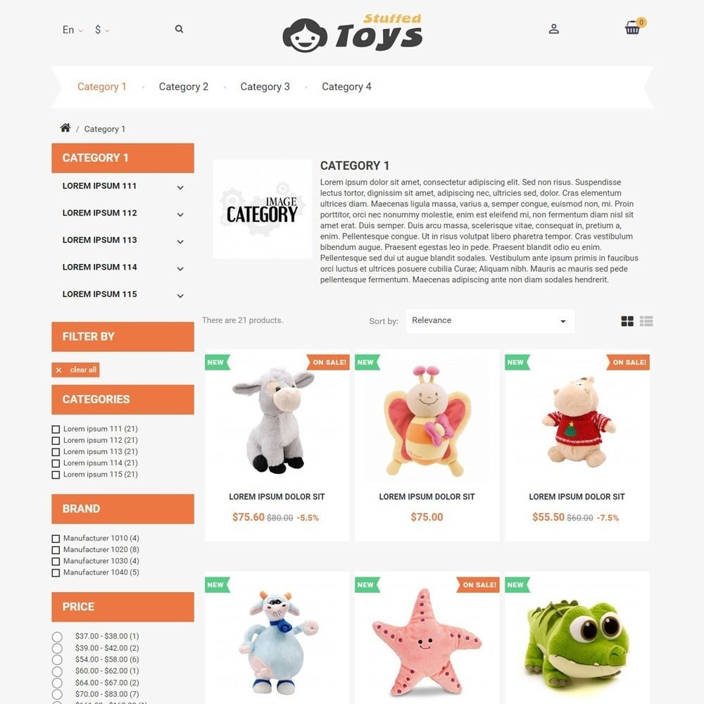 theme - Crianças & Brinquedos - StuffedToys - 2