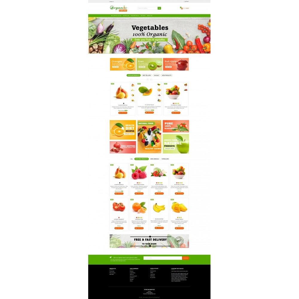 theme - Eten & Restaurant - Organic Fresh Naturals Multipurpose HTML5 - 3