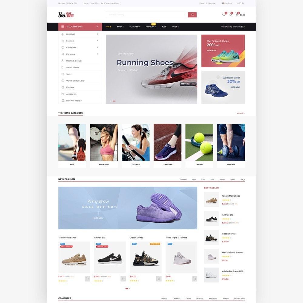 theme - Moda & Calçados - Bos Nike - 2