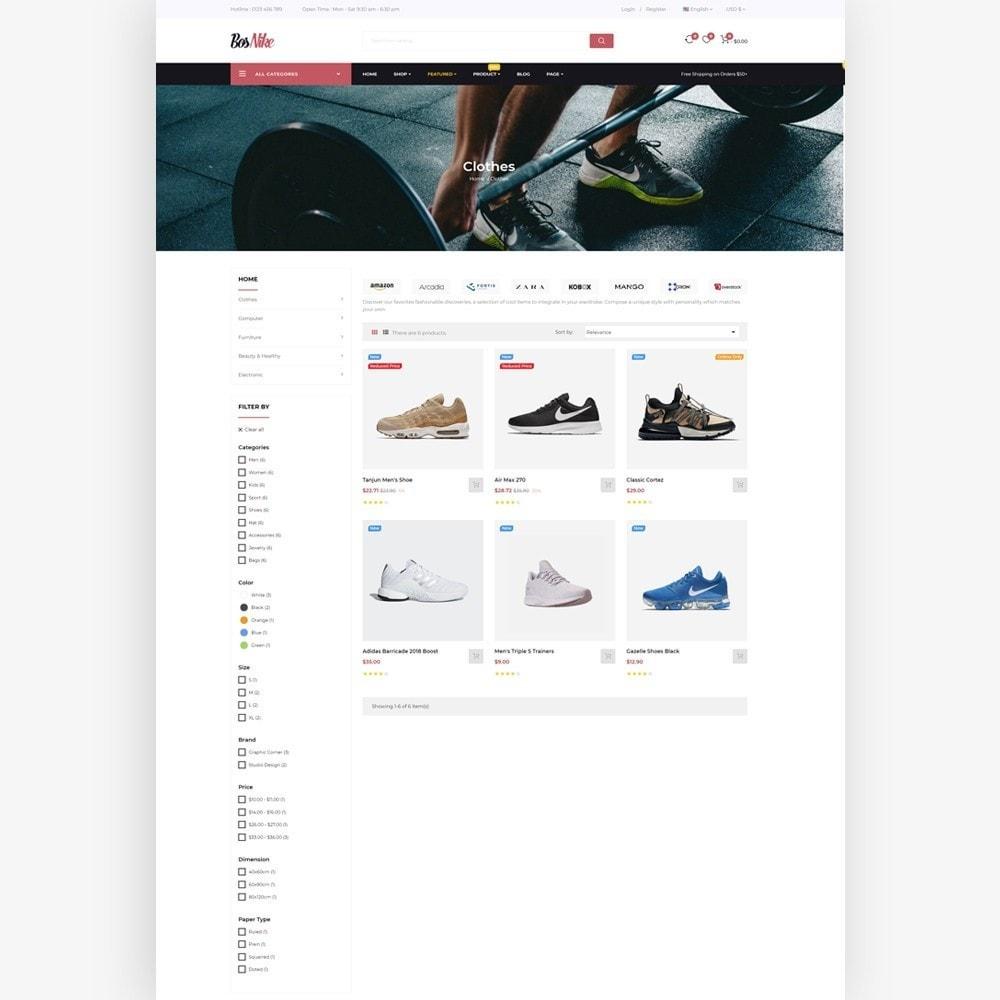 theme - Moda & Calçados - Bos Nike - 4