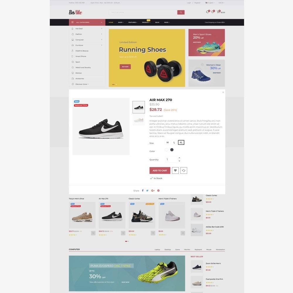theme - Moda & Calçados - Bos Nike - 5