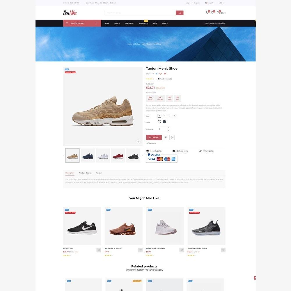 theme - Moda & Calçados - Bos Nike - 6