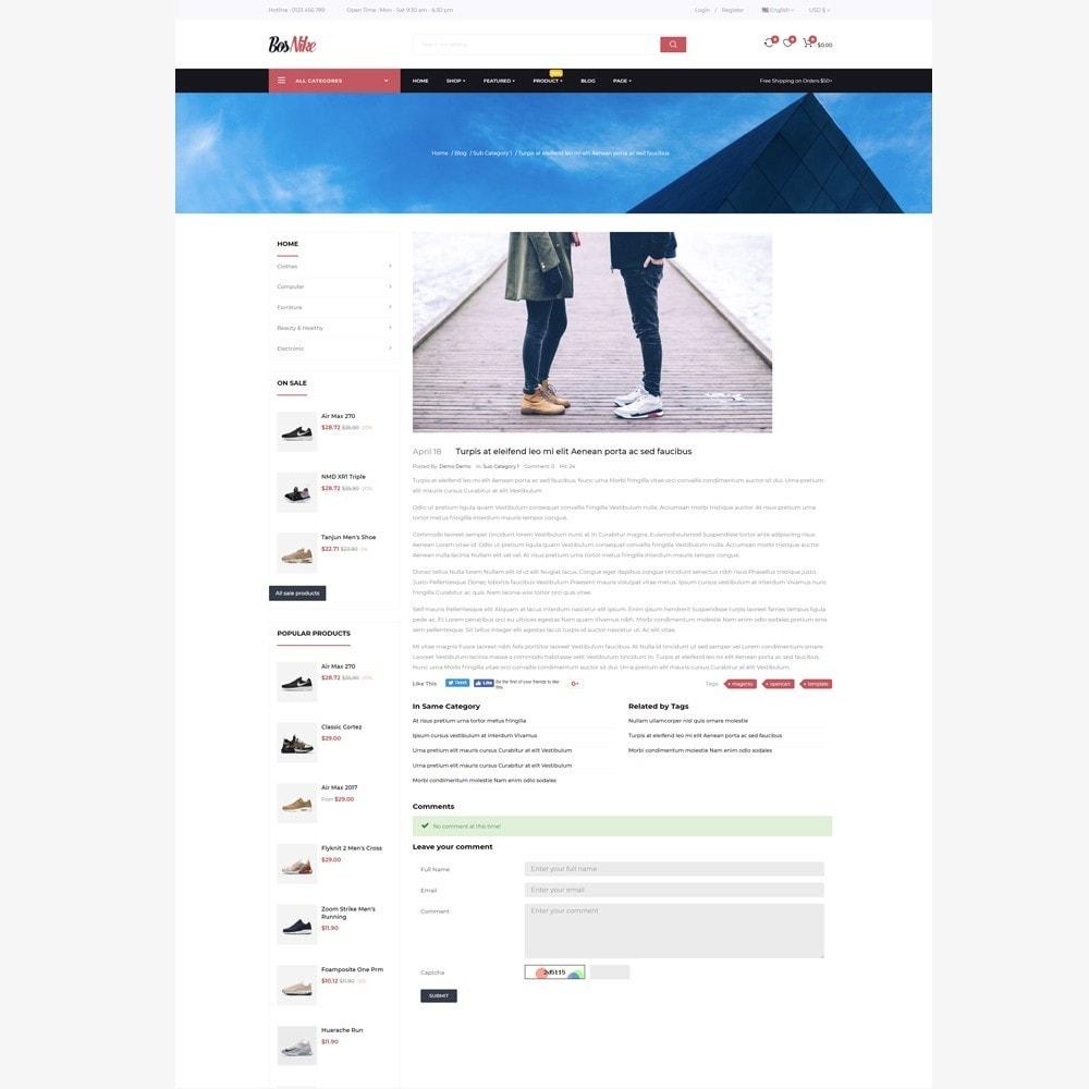theme - Moda & Calçados - Bos Nike - 9