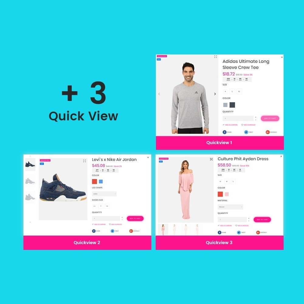 theme - Mode & Chaussures - Vente - Apparel Store - 4
