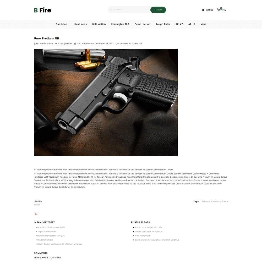 theme - Auto & Moto - Bfire Gun & Tools Store - 7