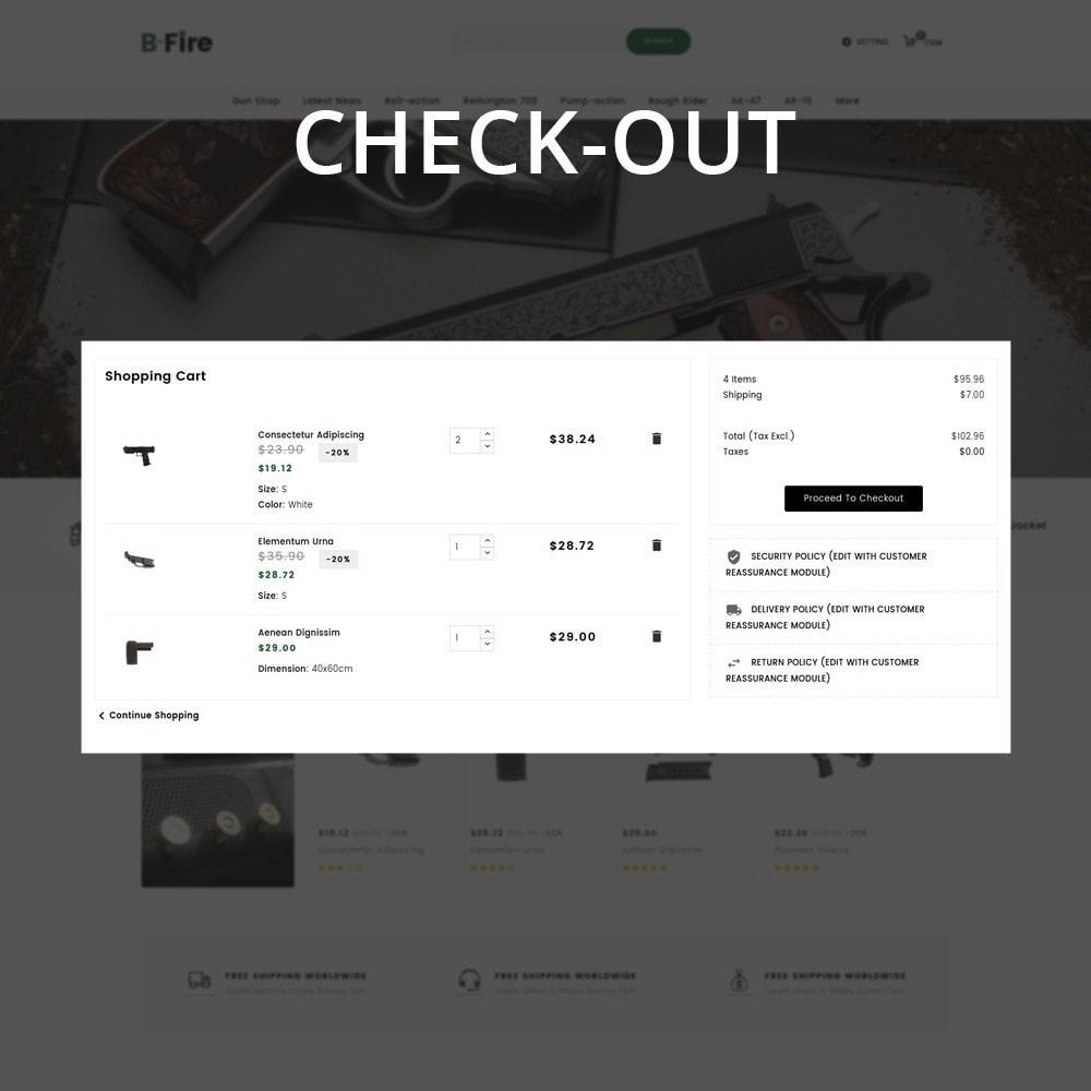 theme - Auto & Moto - Bfire Gun & Tools Store - 13