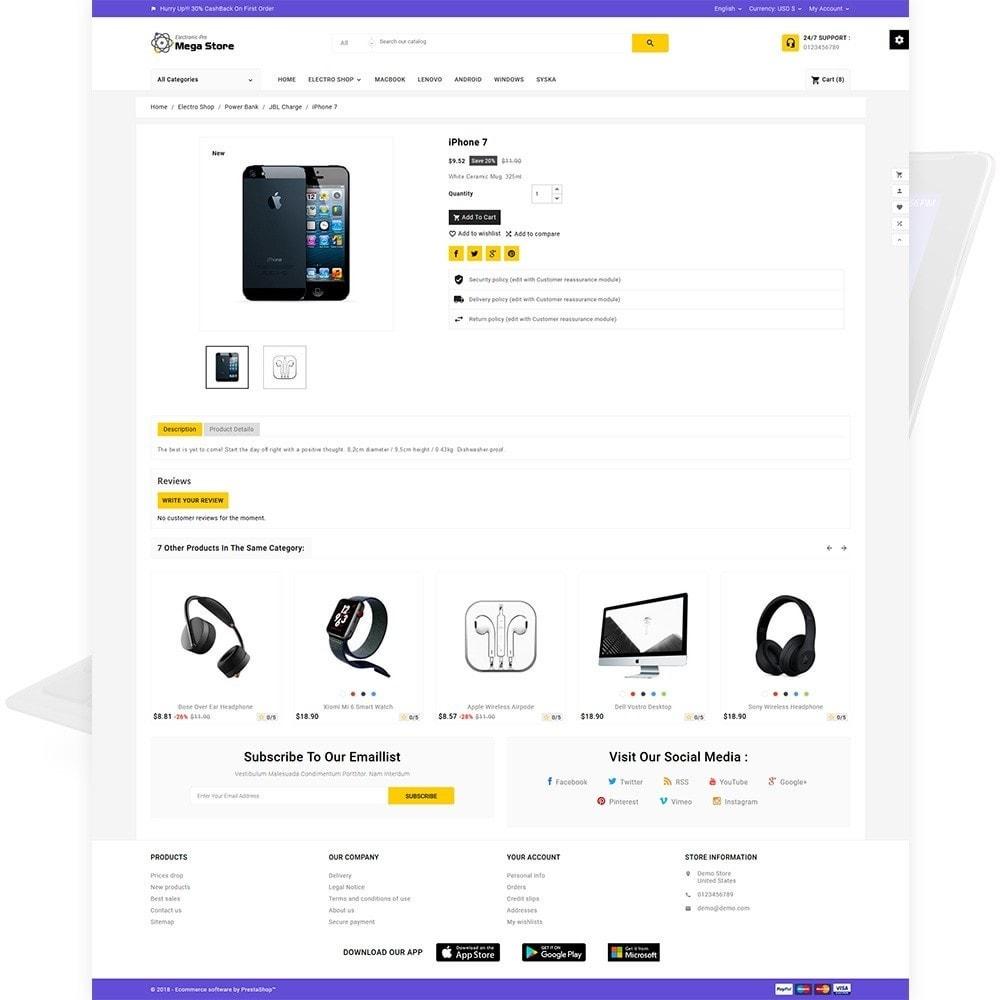 theme - Electronics & Computers - Mega Store - Electronic Shop - 4