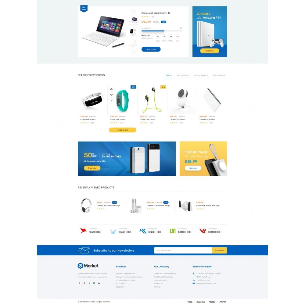 theme - Electronics & Computers - eMarket - Electronic Supermarket Store - 3