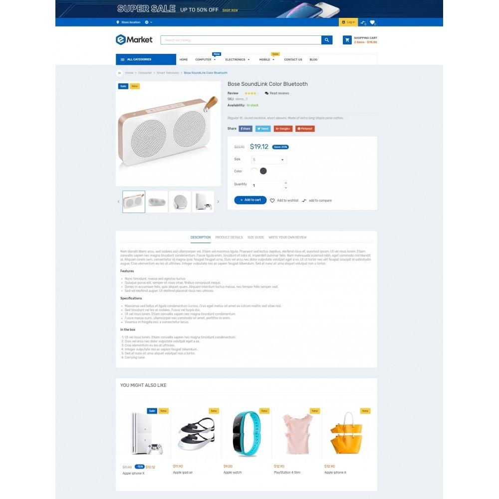 theme - Electronics & Computers - eMarket - Electronic Supermarket Store - 5