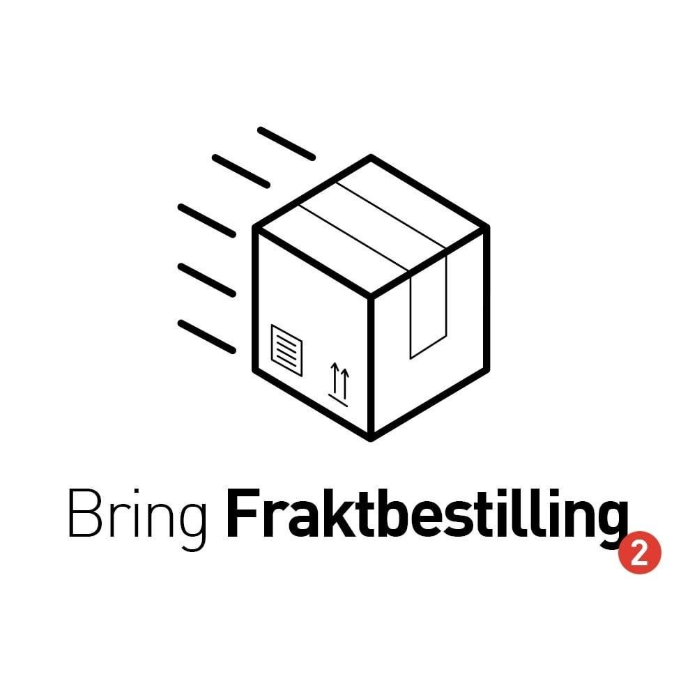module - Transporteurs - Bring FraktBestilling - 1