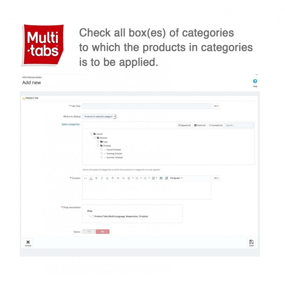 module - International & Localization - Product Tabs (Multi-Language, Responsive, 12 styles) - 9