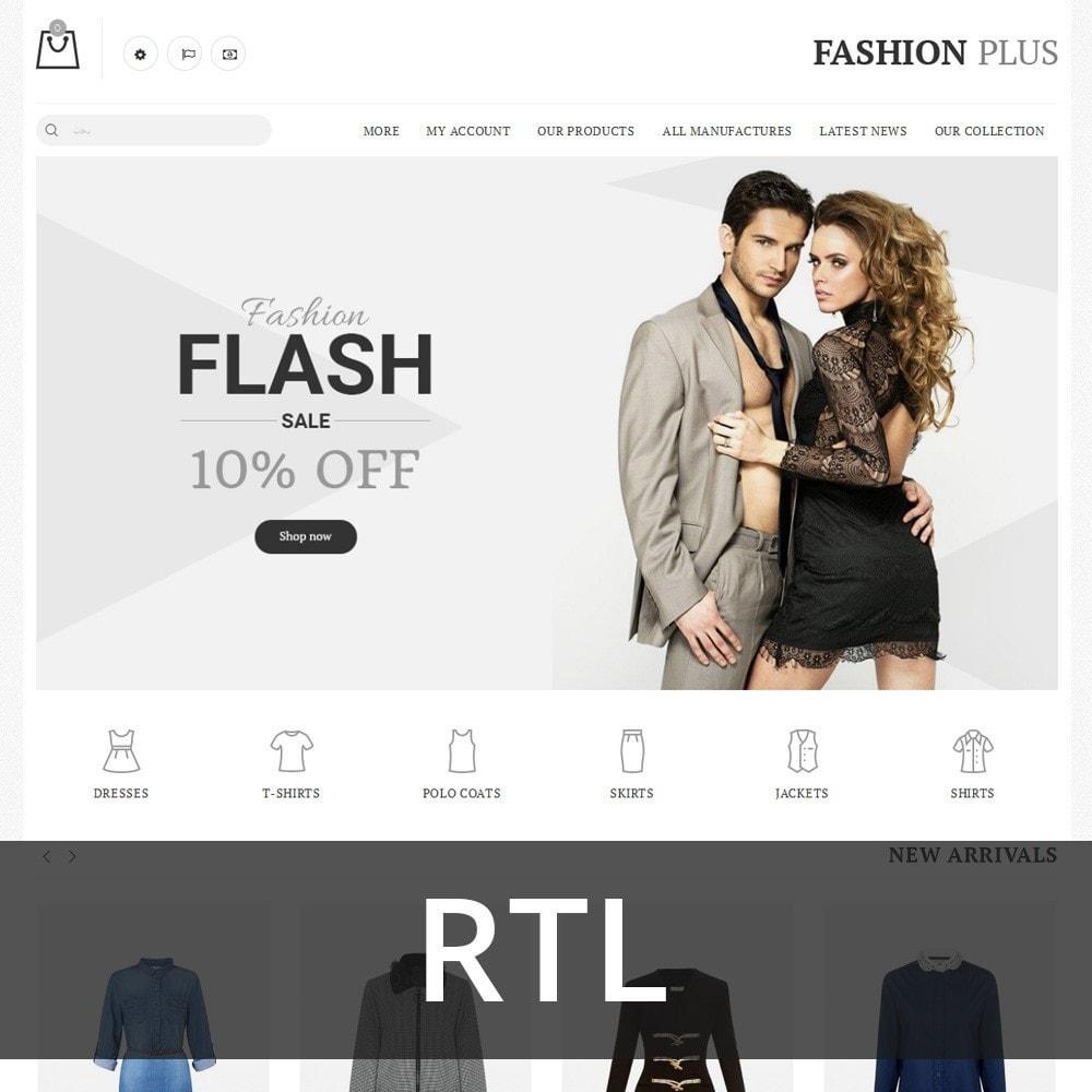 theme - Fashion & Shoes - Fashion Plus - The Fashion Store - 3