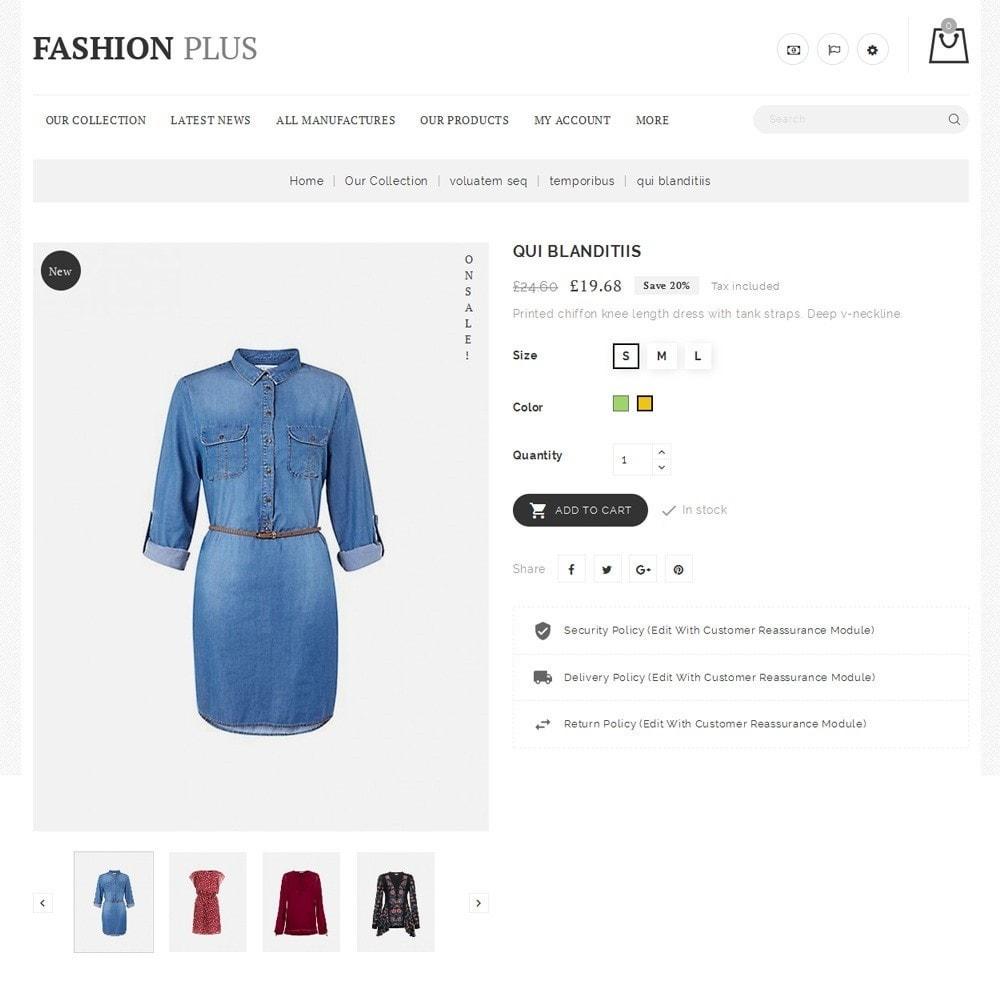 theme - Fashion & Shoes - Fashion Plus - The Fashion Store - 6