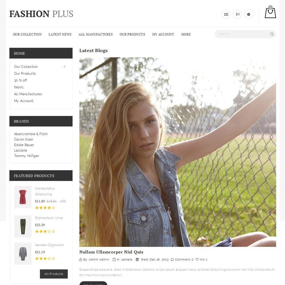 theme - Fashion & Shoes - Fashion Plus - The Fashion Store - 7